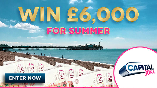 Win a Massive £6,000 this Summer