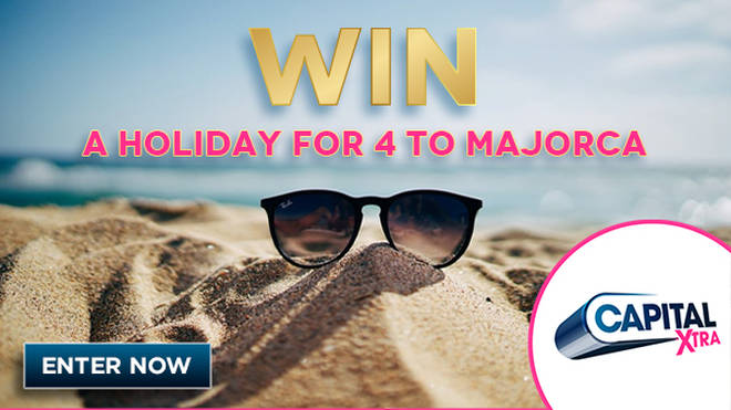 Win a holiday for four to Majorca