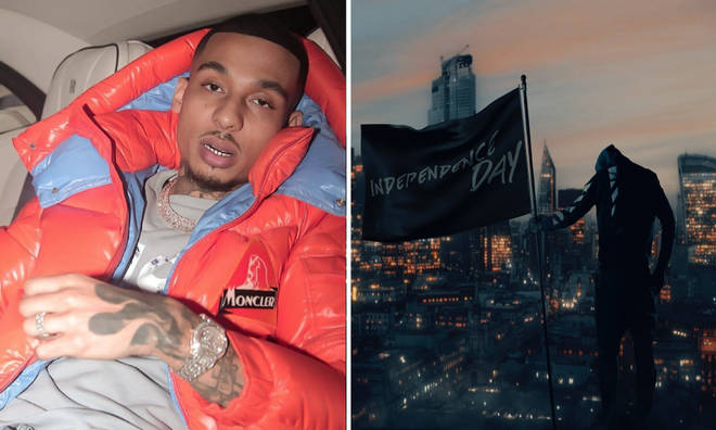Fredo has announced his upcoming album 'Independence Day'.