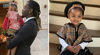 Offset gifted his daughter a Richard Mille watch for her third birthday