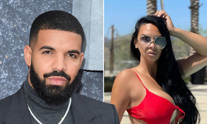 Who is Drake's rumoured new girlfriend Johanna Leia?