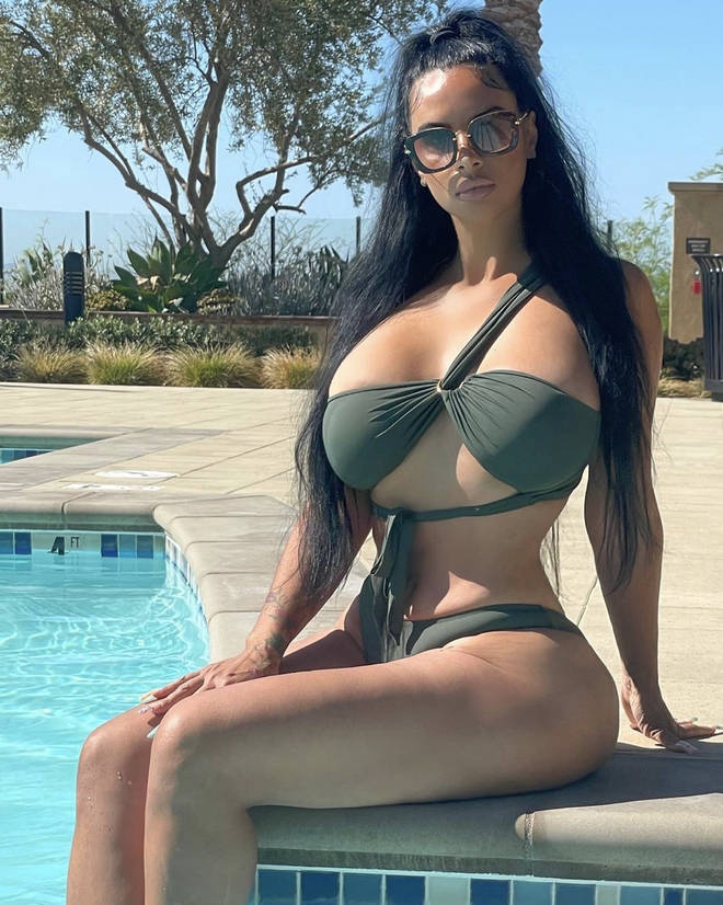 Johanna Leia is a model and former reality TV star.