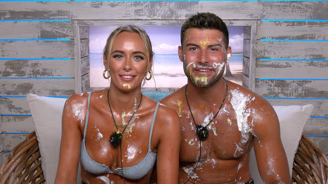 Liam Reardon and Millie Court's ages from Love Island revealed