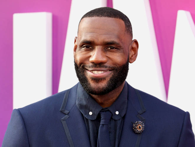 LeBron James is starring in Space Jam 2