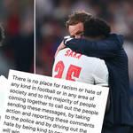 Saka has addressed England's Euros loss