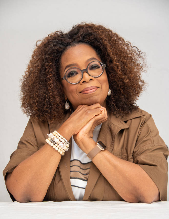 The show will be available to watch on the Oprah Winfrey network