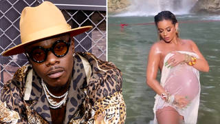 DaBaby reacts to pregnant ex DaniLeigh's maternity photos