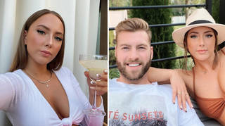 Hailie had fans gushing with an adorable couple pic