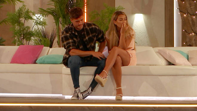 Brad was dumped from the villa last week after he and Lucinda were voted the villa's least compatible couple by the public.