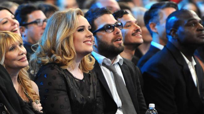 Adele was married to Simon Konecki