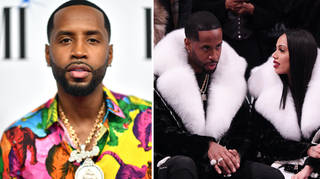 Safaree has shocked fans with his reaction to Erica Mena's pregnancy announcement