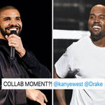 Drake and Kanye have reportedly squashed their beef