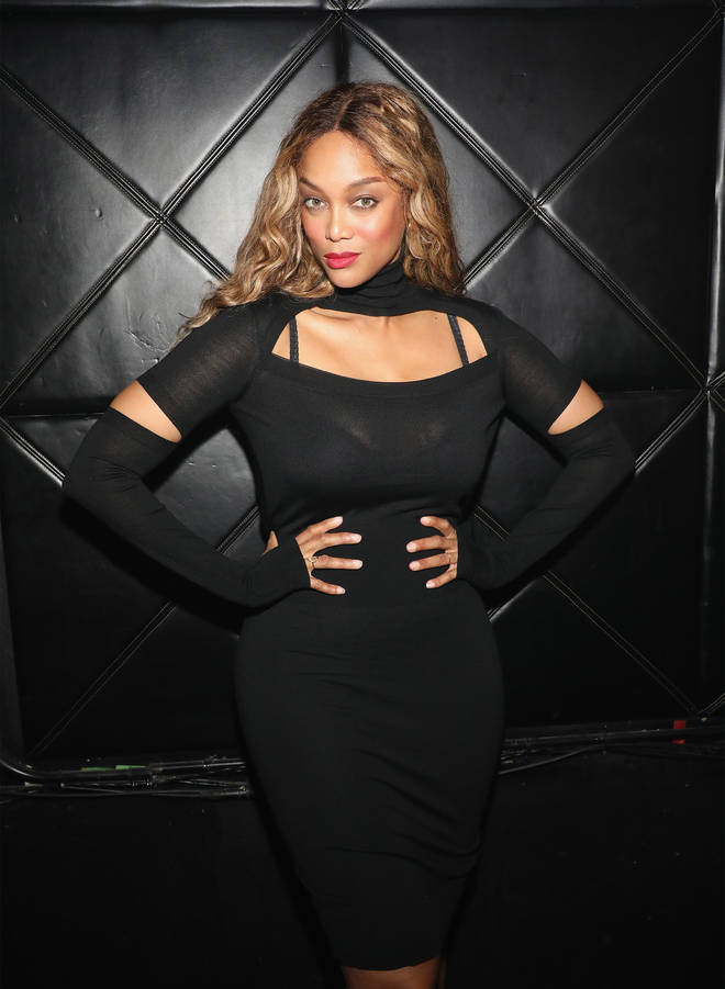Tyra Banks was the first Black woman to cover the Sports Illustrated swimsuit edition