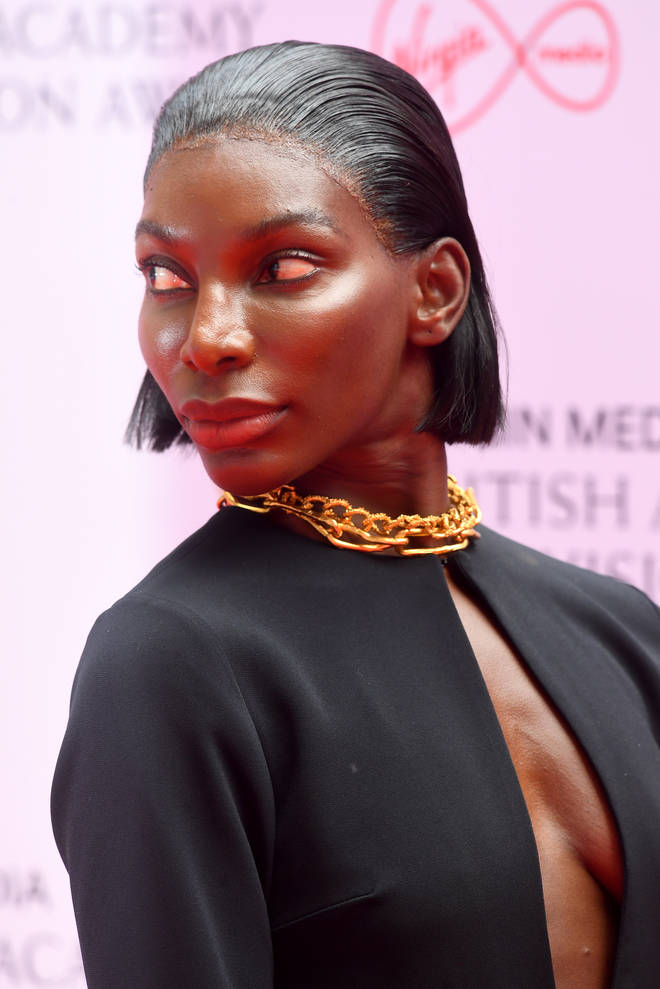 Michaela Coel created, wrote, produced, co-directed and starred in 'I May Destroy You'.