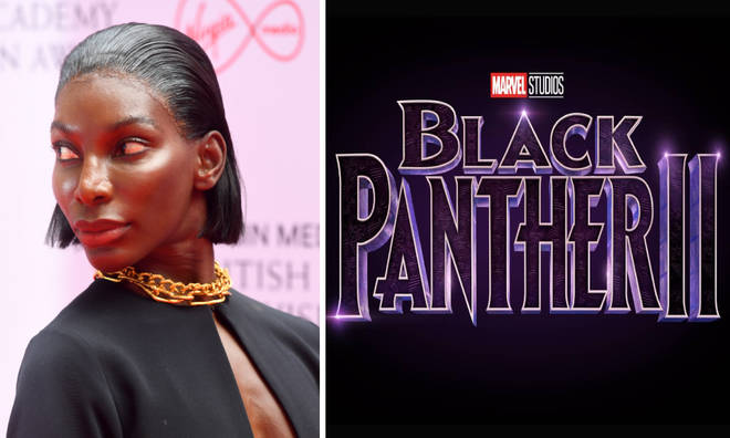 Michaela Coel has been confirmed to star in Black Panther 2