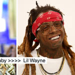 Lil Baby has claimed he is the 'Lil Wayne of this generation'