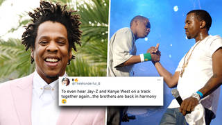 Jay-Z hints at 'Watch The Throne 2' as he reunites with Kanye West on 'Donda' song