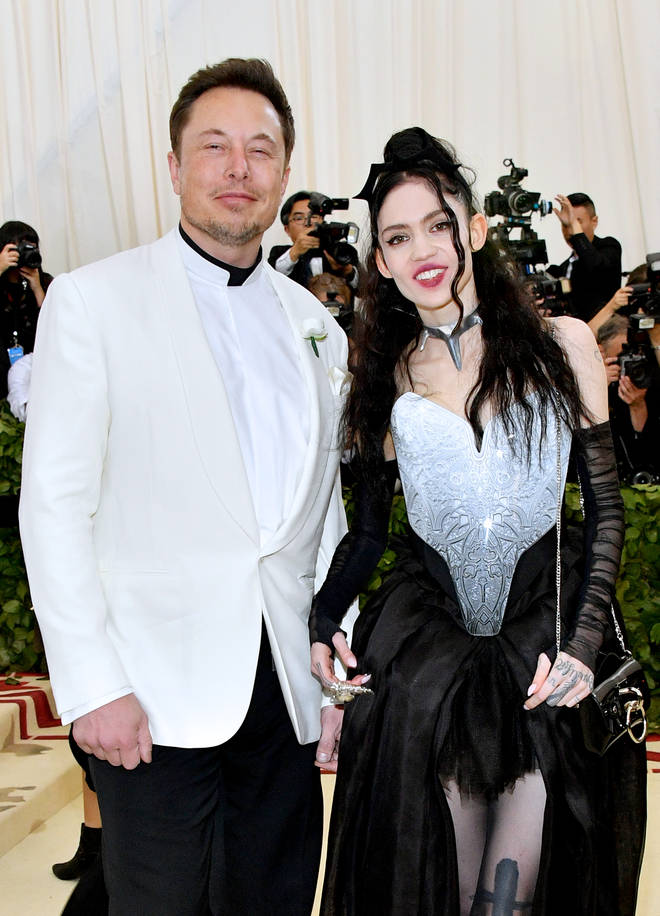 Elon Musk and Grimes have been dating since 2018. The pair have a son together.