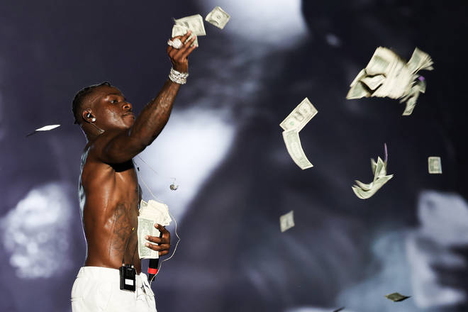 DaBaby has been slammed for his homophobic comments during his Rolling Loud Miami 2021 performance