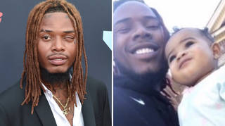 Fetty Wap posts a tribute to his daughter Lauren Maxwell