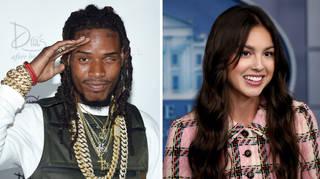 Fans are comparing Fetty Wap and Olivia Rodrigo