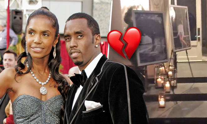 Diddy shared a number of Instagram posts about his late ex Kim Porter