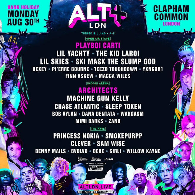 ALT+ LDN has delivered an epic line-up for their inaugural 2021 event.