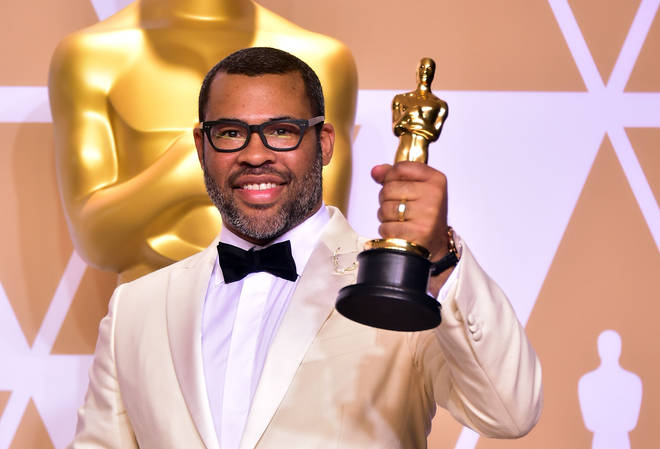 Peele is best known for his hit film 'Get Out'.