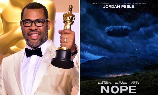 Jordan Peele's upcoming film is called 'Nope'