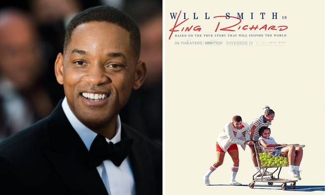 'King Richard' is based on tennis legends Serena and Venus Williams