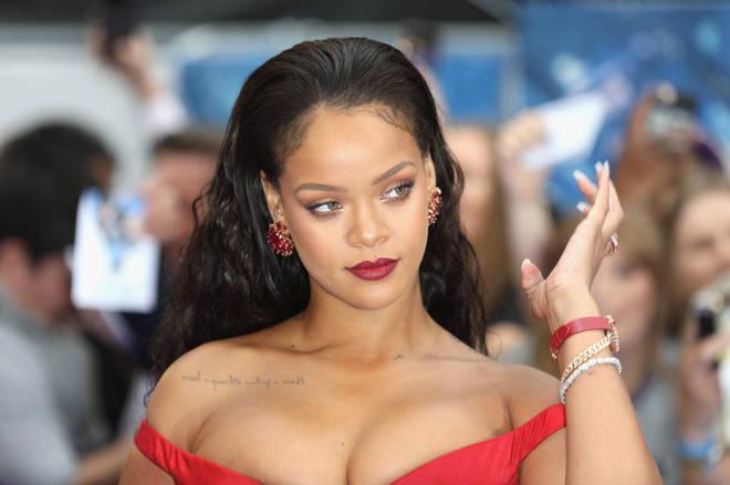 Rihanna has announced 'Fenty Parfum'
