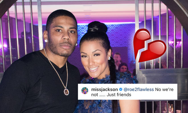 Nelly and longtime girlfriend Shantel Jackson split after six years together