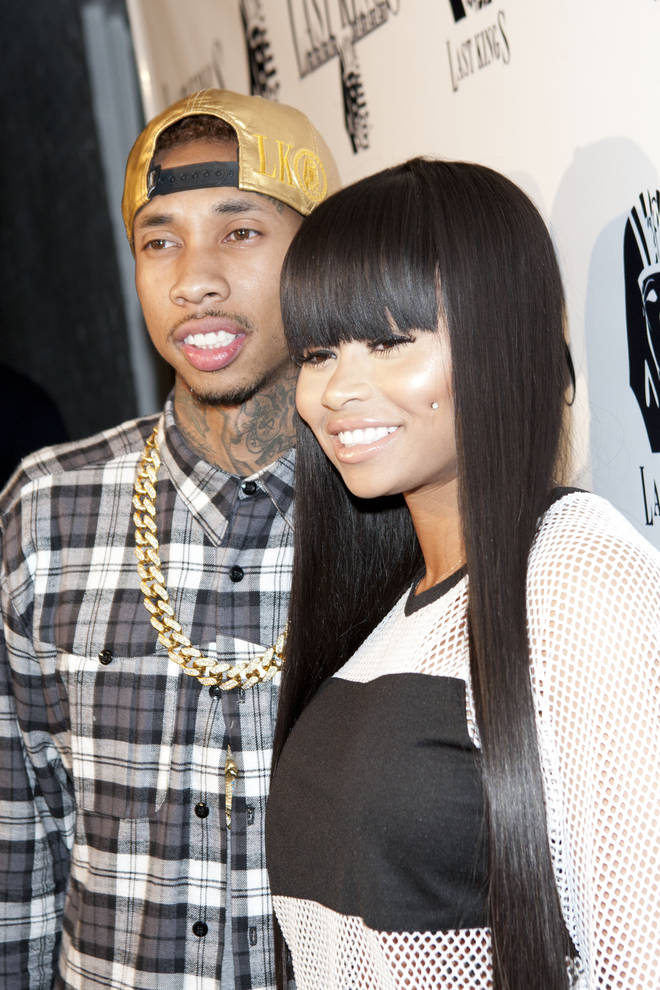 Tyga and Blac Chyna dated from 2011 until 2014.