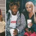 Fans were shocked to learn that rapper Juice Wrld's girlfriend was expecting his child, three times.