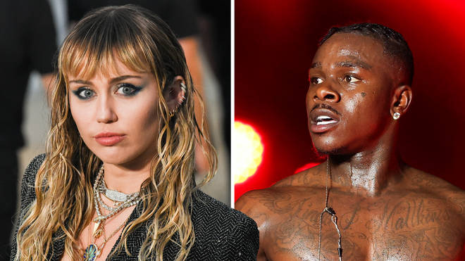 Miley Cyrus urges fans to not 'cancel' DaBaby over homophobic rant in new post