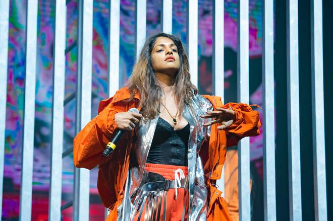 M.I.A. is an award-winning musician.