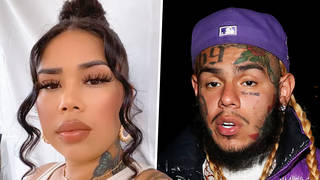 Sara Molina fires back at Tekashi 6ix9ine after he claims to provide for daughter in new video