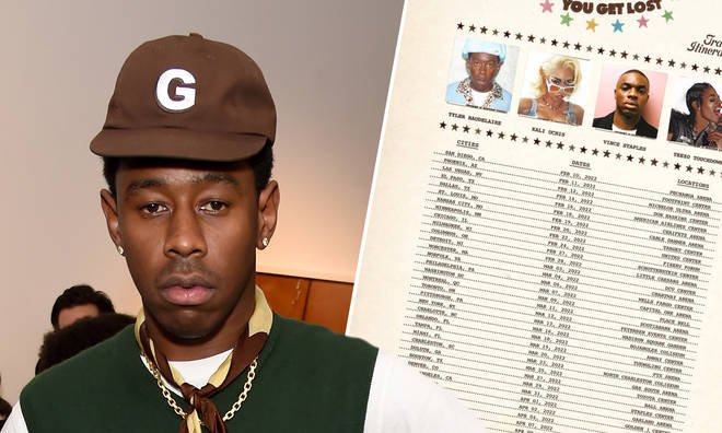 Tyler, the Creator 'Call Me If You Get Lost' tour: dates, locations, tickets, guests & more