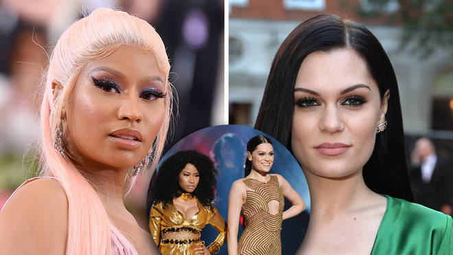 "Nicki Minaj and Jessie J ""Bang Bang"" song beef explained"