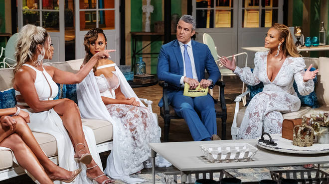 Andy Cohen is the usual host for 'The Real Housewives of Potomac' reunion.