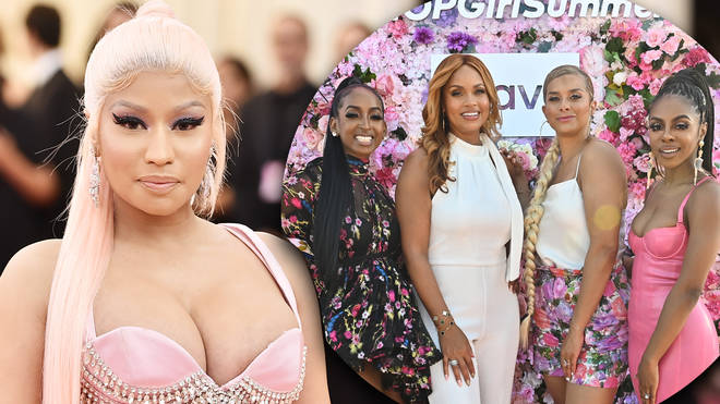 Will Nicki Minaj host the Real Housewives Of Potomac reunion?