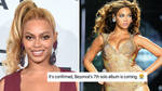 Beyonce has confirmed that new music is on the way