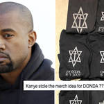 Kanye West accused of stealing up and coming brands designs after meeting with them