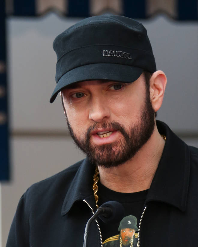 Eminem adopted Stevie in 2005 after reconciling with his ex-wife Kim.