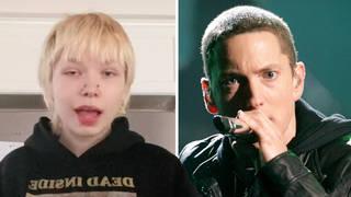 Who is Eminem's child Stevie? Age, TikTok & more revealed