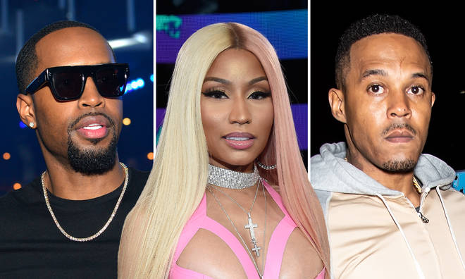 Nicki Minaj's complete dating history: from Safaree Samuels to Kenneth Petty