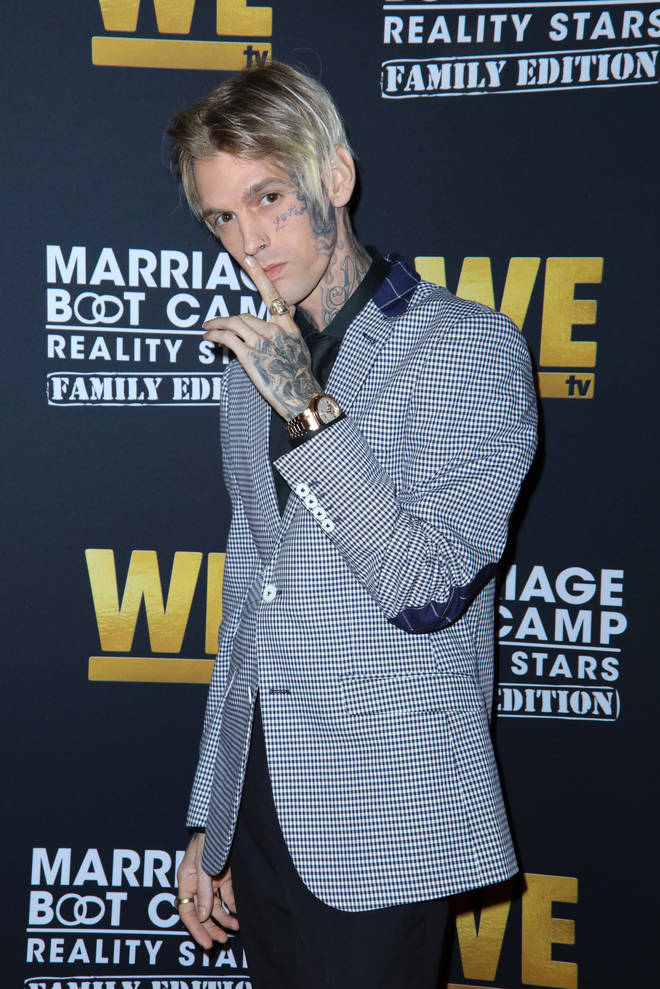 Aaron Carter is an American rapper, singer, songwriter, actor, dancer, and record producer.