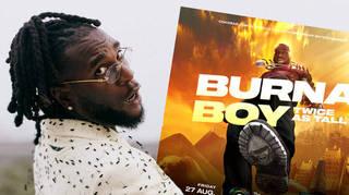 Burna Boy is heading to London's O2 Arena!