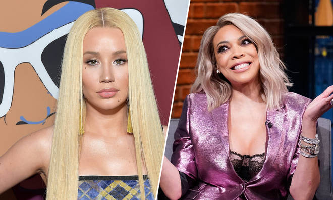 Iggy Azalea hit back at the talk show host.