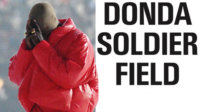 Kanye West 'DONDA' Solider Field listening event: Location, tickets, date, time & more